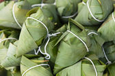 Traditional chinese zongzi — Stock Photo