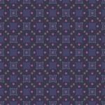 Modern purple seamless party background — Stock Photo