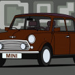Mini retro — Stockfoto