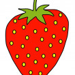 Strawberry - Stockfoto