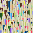 Lots of pencils — Stockfoto