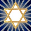 Stock Photo: Star of David symbol