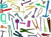 Seamless Tools — Stock Photo