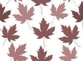 Maple leaf seamless tile — Stock Photo