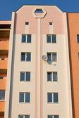 高層住宅の壁 — ストック写真
