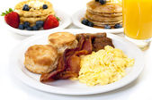 Big Breakfast — Stock Photo