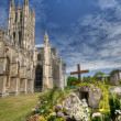 Canterbury Cathedral — Stock fotografie #5652783