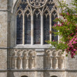 The Cathedral of Canterbury, architecture details - Stock Photo