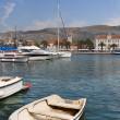 Trogir Croatia, port view — Stock Photo #5668967