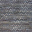 Dark brick wall — Stock Photo