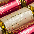 Christmas crackers — Foto Stock