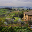Tuscany landscape — Stock Photo #6321038