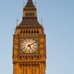 Wieża zegarowa — Zdjęcie stockowe #6321078