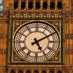 Wieża zegarowa — Zdjęcie stockowe #6321086
