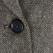 Tweed jacket detail — Foto Stock