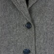 Tweed jacket detail — Foto de Stock