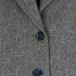 Tweed jacket detail — Stock Photo
