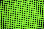Green dots background — Stock Photo