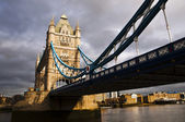 Tower Bridge, London — Foto Stock