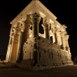 Kiosk of Trajan at the Temple of Isis on Philae Island — Stock Photo