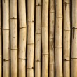 Walls are made of bamboo - Stock Photo