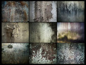 Grunged Old Wall — Stock Photo