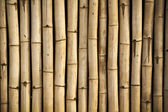 Walls are made of bamboo — Stock Photo