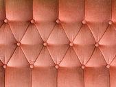 Texture of fabric vintage sofa — Stock Photo