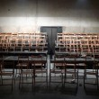 Stage with chairs — Stock Photo #6591500