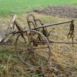 Farming plow — Stock Photo #6720950