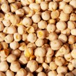 Dried chickpeas — Stock Photo