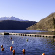 Stockfoto: Mountain lake