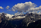 Italian Alps — Stock Photo