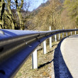 Guard rail — Stock Photo