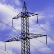 Electricity pylons — Stock Photo #5462072
