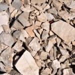 Dolomite rock textures — Stock Photo