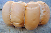 酵母和面粉 — 图库照片