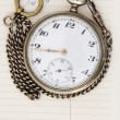 Pocket watch — Stock Photo #5714249