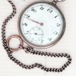 Pocket watch — Stock Photo #5804320