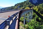 Road bridge — Stock Photo