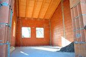 Evin altında — Stok fotoğraf