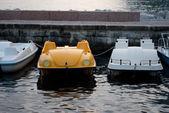 Trampbåt — Stockfoto
