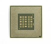 Bottom of the processor — Stock Photo