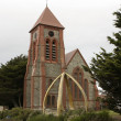 Cathedral in Port Stanley, Falklands - Stock Photo