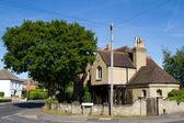 Vieille maison dans le sud de l'Angleterre — Photo