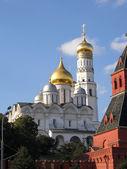 Temple Russia — Stock Photo