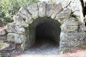 Stone Cave. — Stock Photo