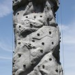 Climbing Wall. — Stock Photo