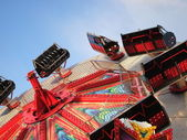 Fun Fair. — Stock Photo