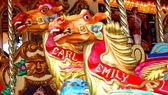 Carousel Horses. — ストック写真